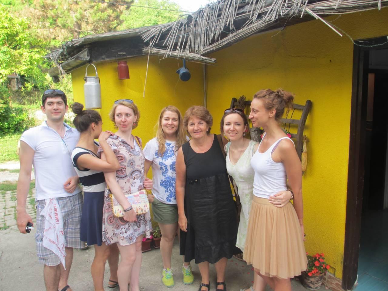 Dubravka Bajkin -prva tura kao vodica sa grupom iz Moskve_1280x960