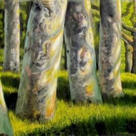 BLISTAVOST 65 x 195 cm ulje na platnu 2015_800x322