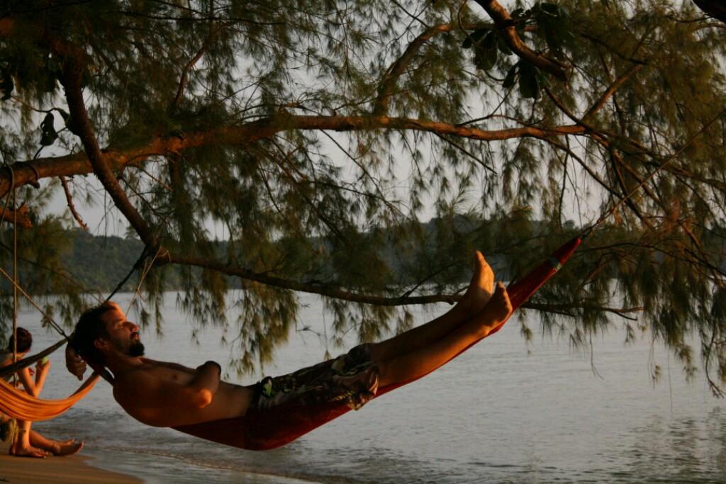 Igor na ostrvu Koh ta Kiev, Kambodza