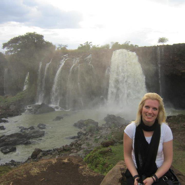 Blue Nile Falls, Etiopija- egzotika