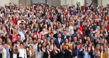 Pozdrav od najboljih studenata u Beogradu