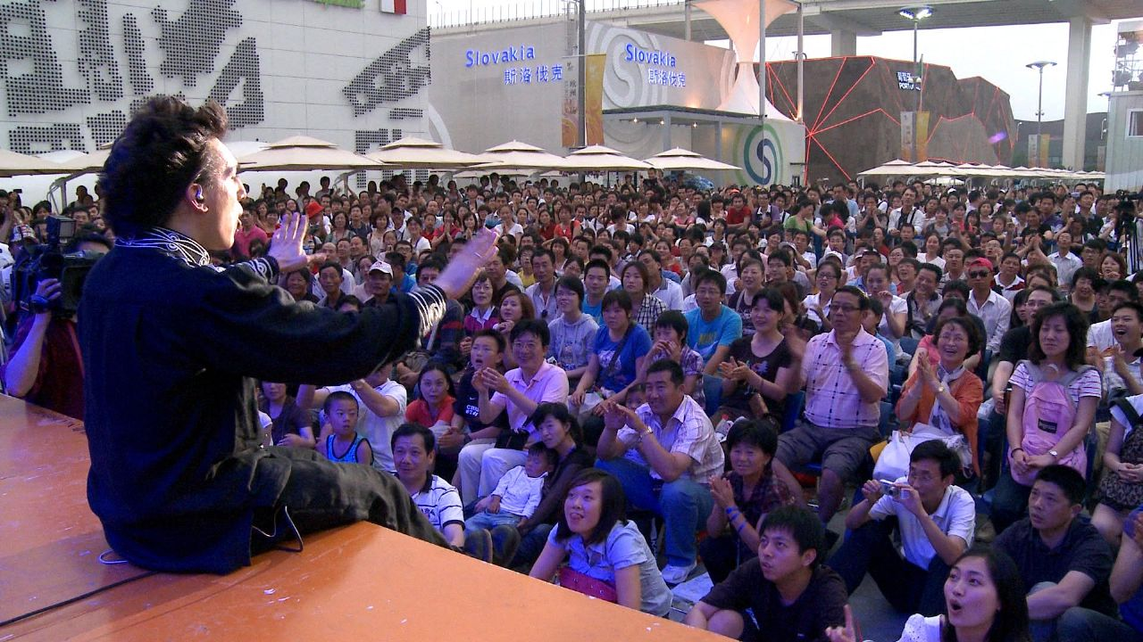 Slobodan Trkulja u Kini_1280x720