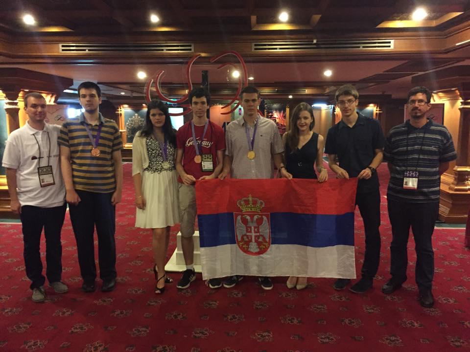 Olimpijada na Tajlandu