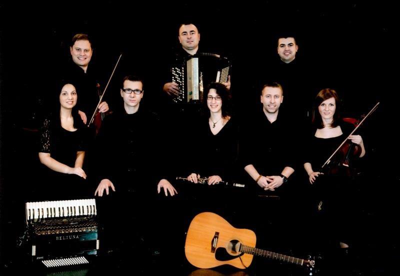 orkestar KUD Bolec