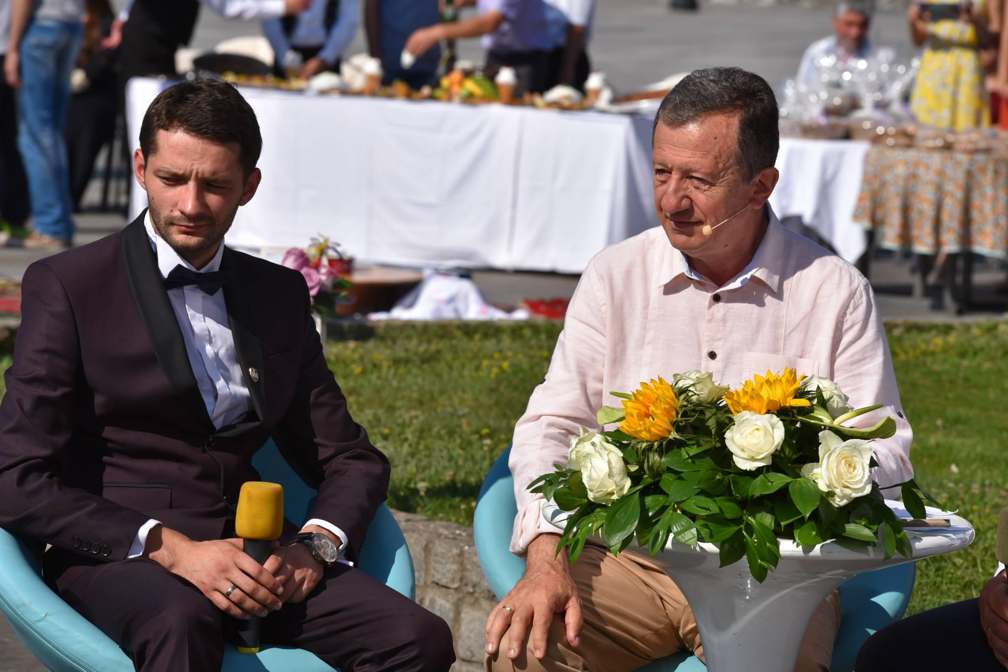 Emir Spica i Zika Nikolic