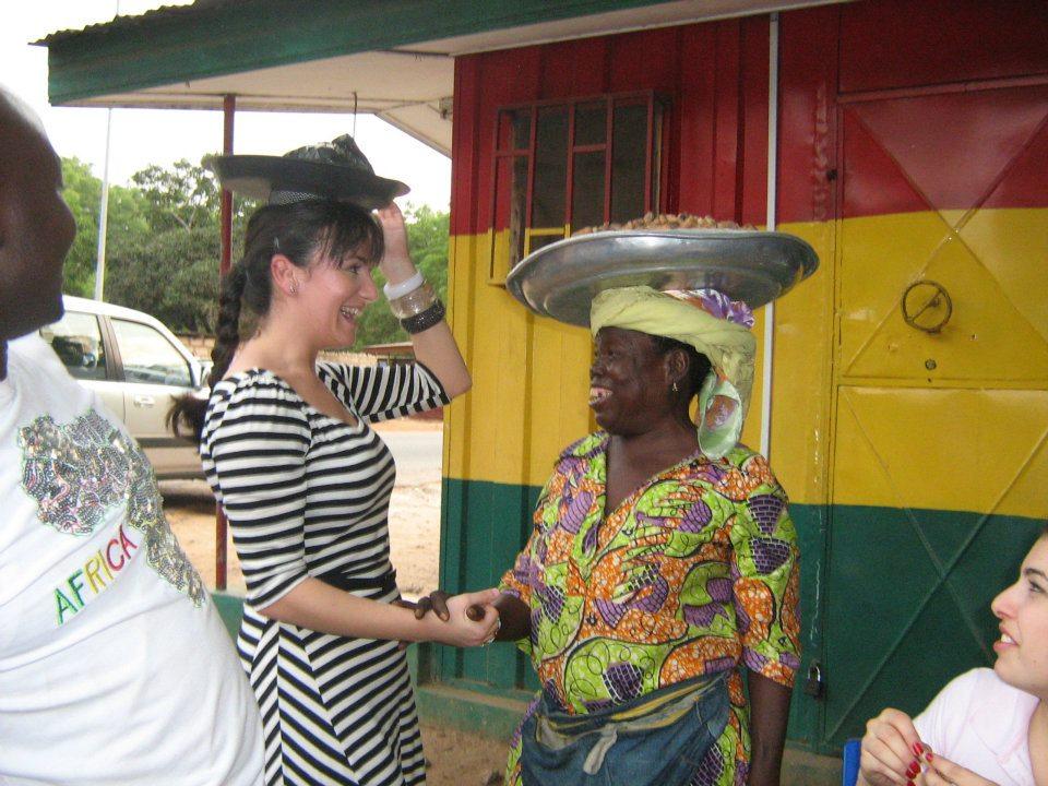 Prijateljica iz Gane