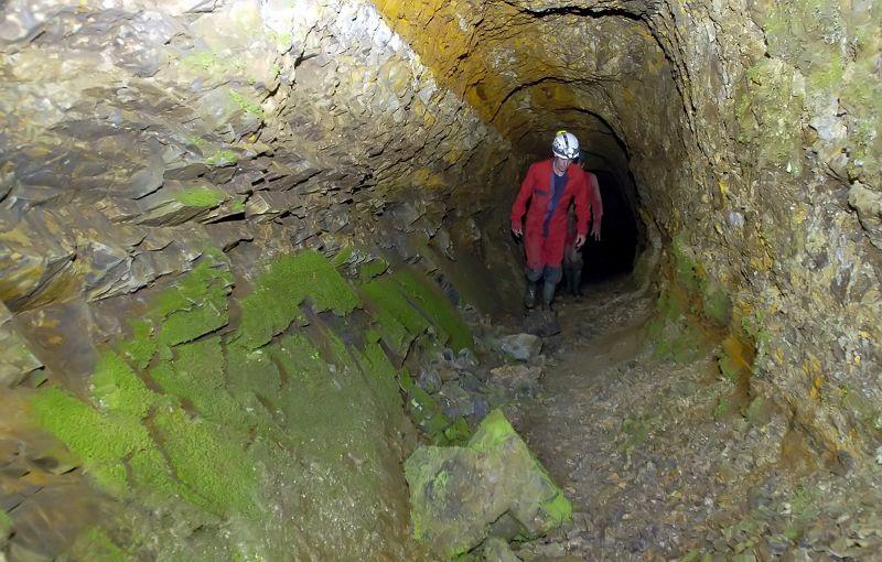 Istrazivanje okoline Kantri kluba Babe gde se nalaze ostaci rudnika srebra Babenius iz rimskog doba ,150806 snimioD.MILOVANOVIC