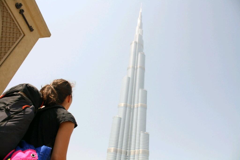 Milena u Dubaiju