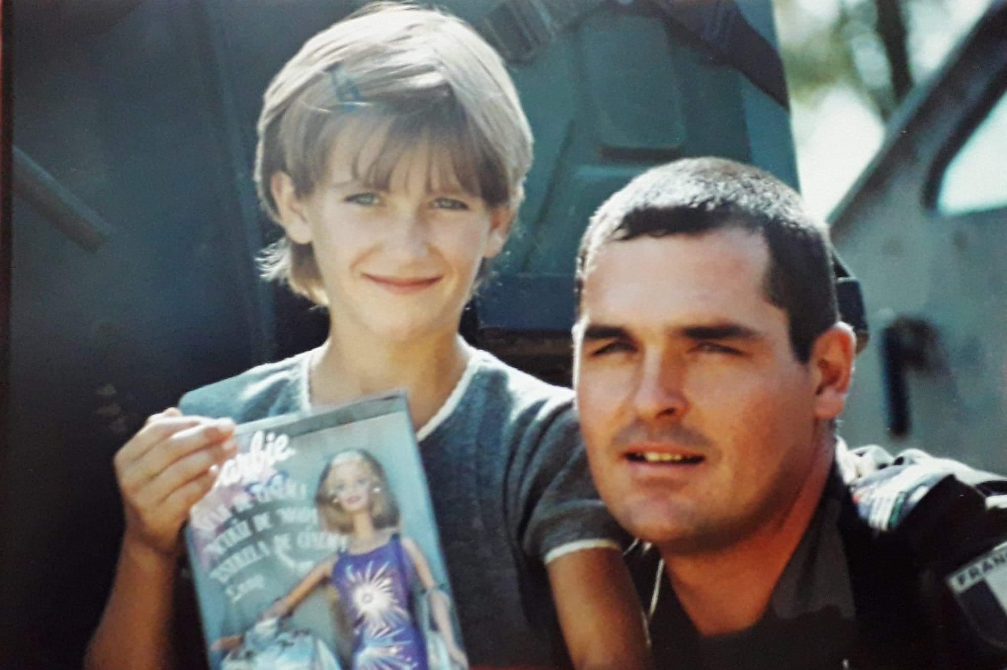 """""""Ако будем имао ћерку зваће се Милица"""": Девојчица са Косова и француски војник пронашли се после 20 година трагања"""